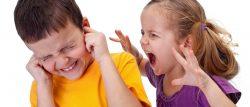 السلوك العدوانى عند الأطفال
