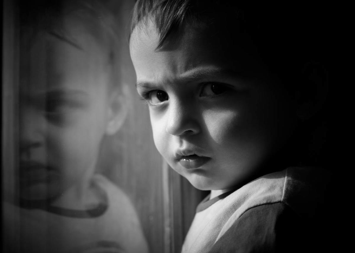 طفل عنيد أم لديه إصرار ؟