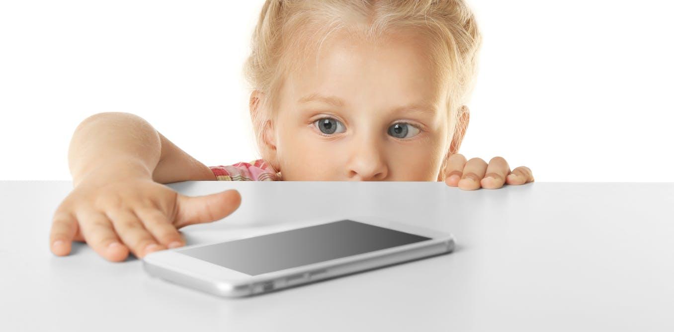 التكنولوجيا والأطفال