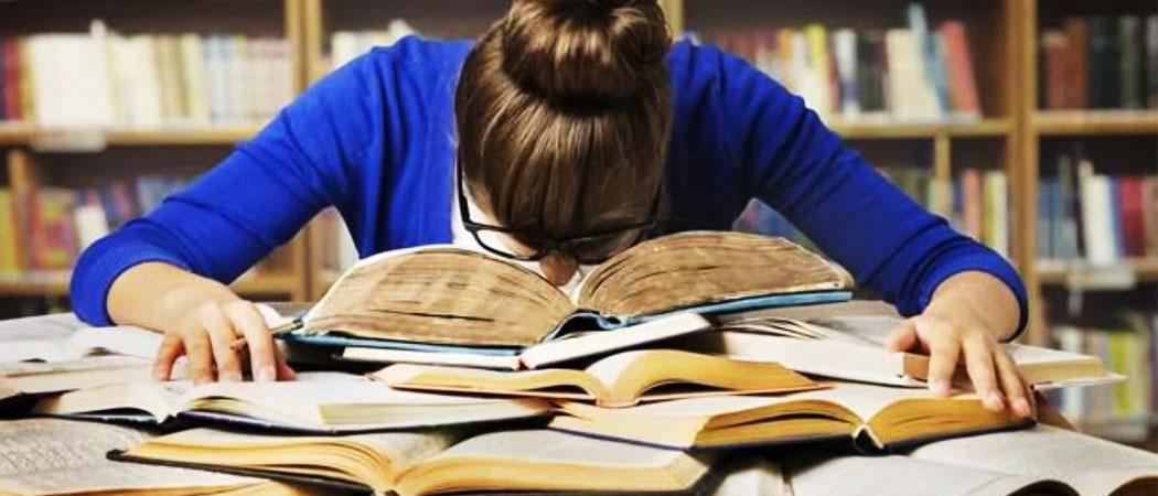 التركيز أثناء الدراسة
