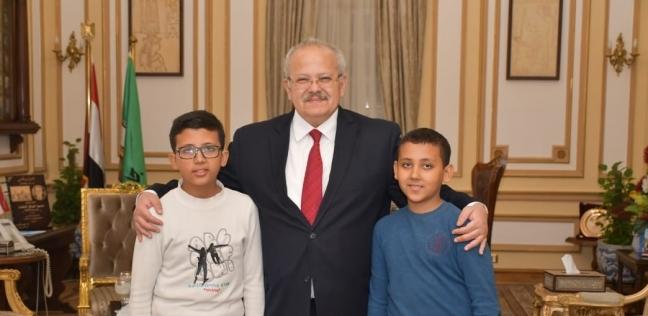 الجامعة المصرية ترحب بالطفل المعجزة