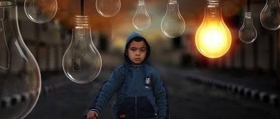 طفل المصباح | قصة قصيرة