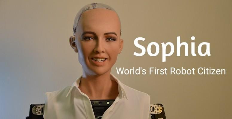 ما لا تعلمه عن الروبوت صوفيا