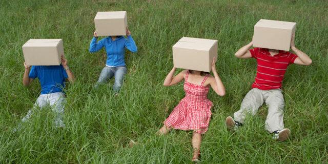 حياتك بأكملها داخل هذا الصندوق