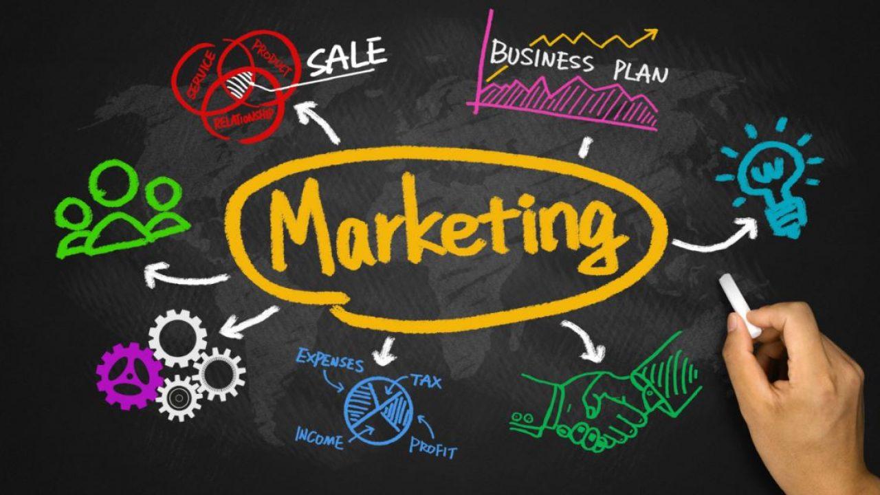 عملية التسويق في 5 خطوات