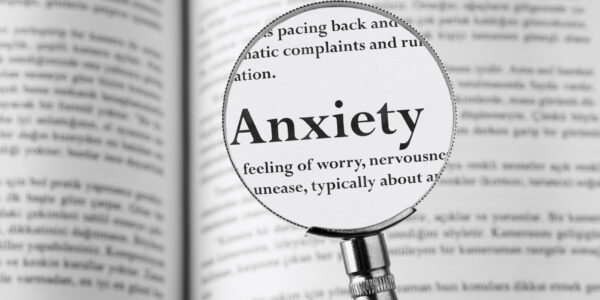 Anxiety disorder and panic disorder